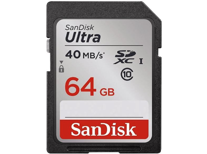 SANDISK Ultra 64 GB [Media Markt]