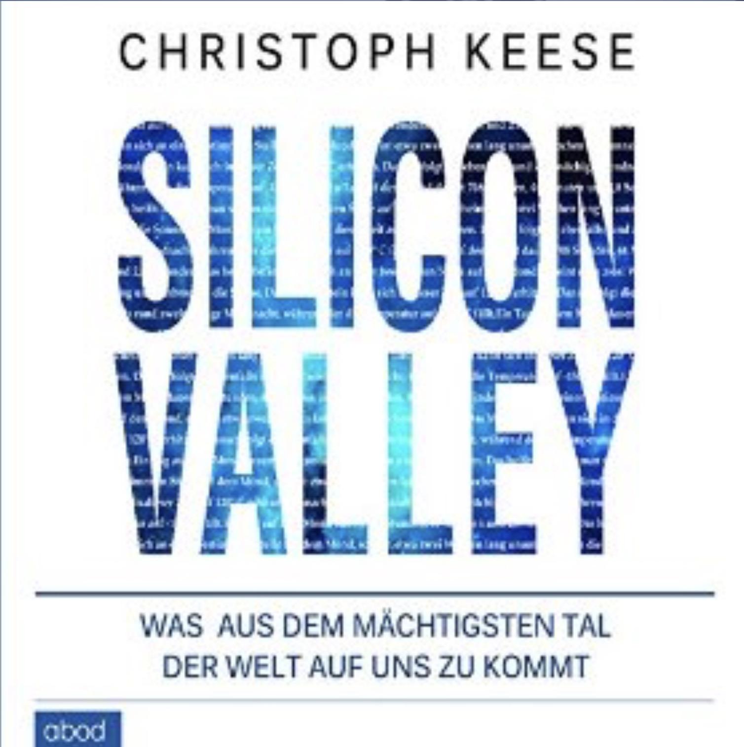 [audible] Silicon Valley von Christoph Keese kostenlos statt 13,95