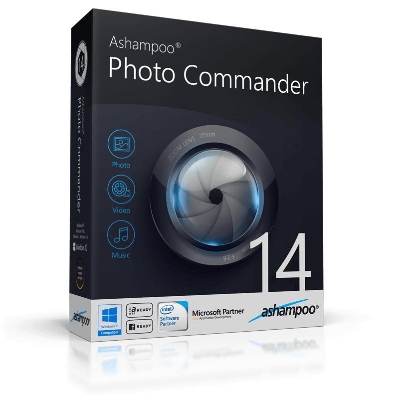 Ashampoo Photo Commander 14 heute kostenlos