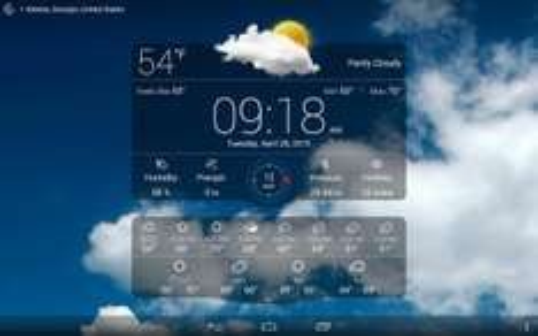 Google Playstore: Wetter Live, kostenlos statt 1,89€