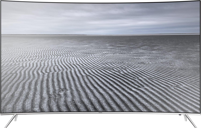SAMSUNG UE55KS7590 Curved TV, SUHD, HDR10 10Bit, 100 Hz - nochmal 200€ günstiger als Deal am Sonntag