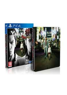 Yakuza Kiwami Steelbook Edition (PS4) für 28,60€ inkl. VSK (Base.com)