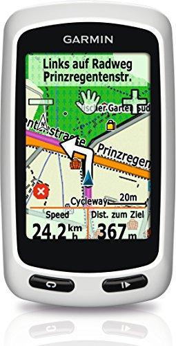 Garmin Edge touring Plus für 167,95€ @ Amazon Spanien - Fahrrad-Navi mit bis zu 15 Std. Akkulaufzeit, Fahrrad-Karte (Europa), ANT+-Schnittstelle