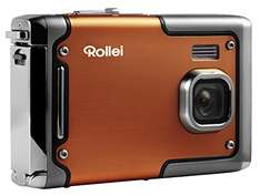 Rollei Sportsline 85 Digitalkamera - 8 Megapixel 44€ Amazon