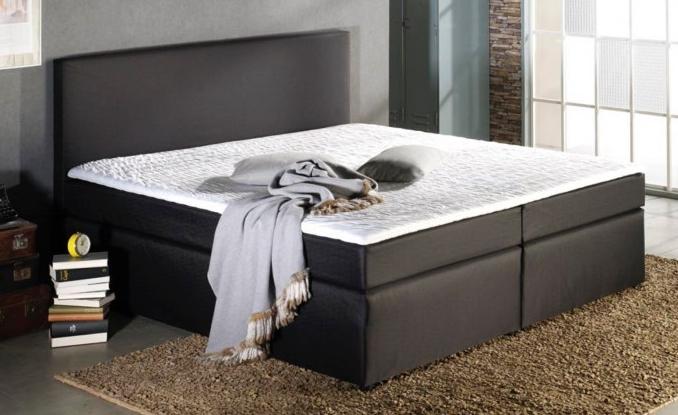 Boxspringbett Labsal von Sun Garden (140x200 cm) für 344€ all inc. bei perfekt schlafen