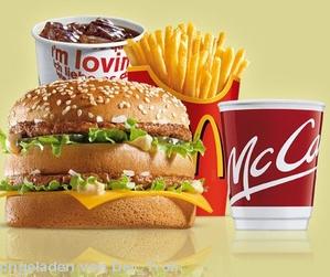 [FFM - SKYLINE PLAZA] McDonalds: 2für1 auf alle Menüs mit Coupon