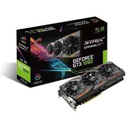 Asus GeForce GTX 1080 Strix + DoW 3 Key