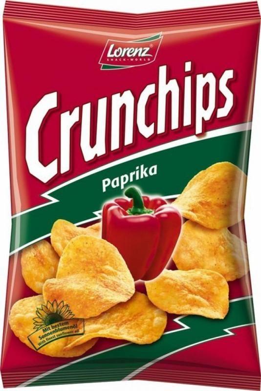 [LIDL] Lorenz Crunchips, verschiedene Sorten für 88 Cent