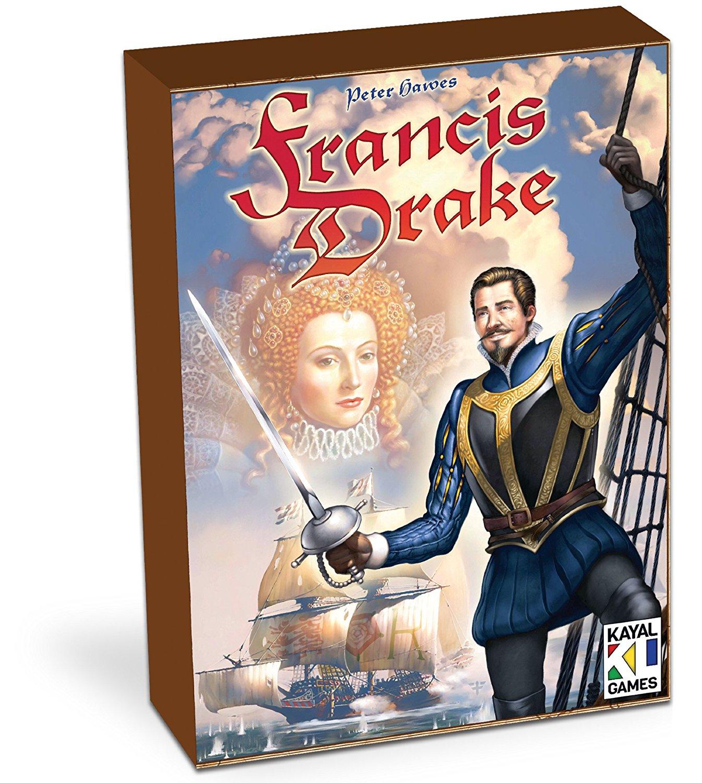 """[Spiele-Offensive] Strategiespiel """"Francis Drake"""" für 42,99€"""