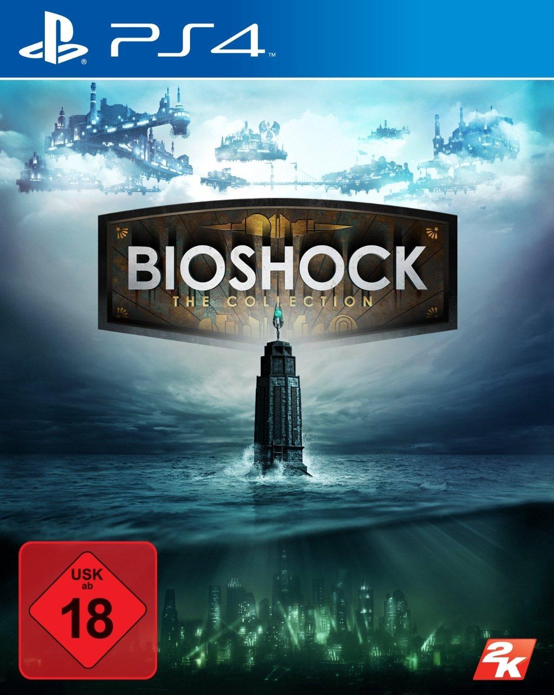 Bioshock: The Collection (PS4 / XBO) für 25€ u.a. Spiele versandkostenfrei [Mediamarkt]
