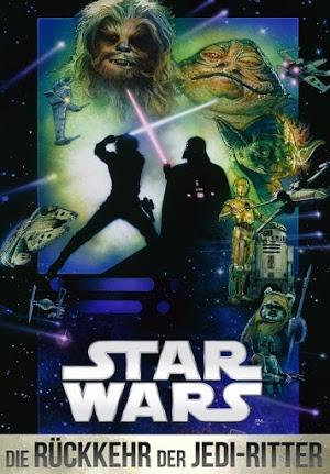 google Play Store  Star Wars 1 bis 3 und 5 bis  7 im Angebot