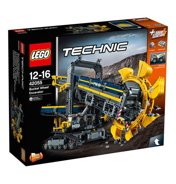 LEGO Technic 42055 Schaufelradbagger für 152,99€ [Galeria Kaufhof]