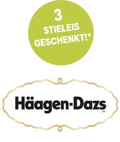 [Coupies] Gratis 3-er-Packung Häagen-Dazs Stieleis für Telekom Mobilfunkkunden