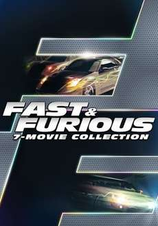 """Google Play Movies """"Fast & Furious 7-Movie Collection"""" in HD kaufen"""