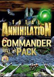 Total Annihilation: Commander Pack (Grundspiel + beide Add-ons) (DRM free) für 0,95€ [Gamersgate]