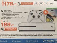 XBox One S 500 GB + Forza Horizon 3 DLC *lokal Saturn Siegen*