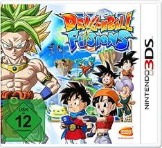 Dragon Ball Fusions für 12,22€ + 3,00Vsk Bei Amazon