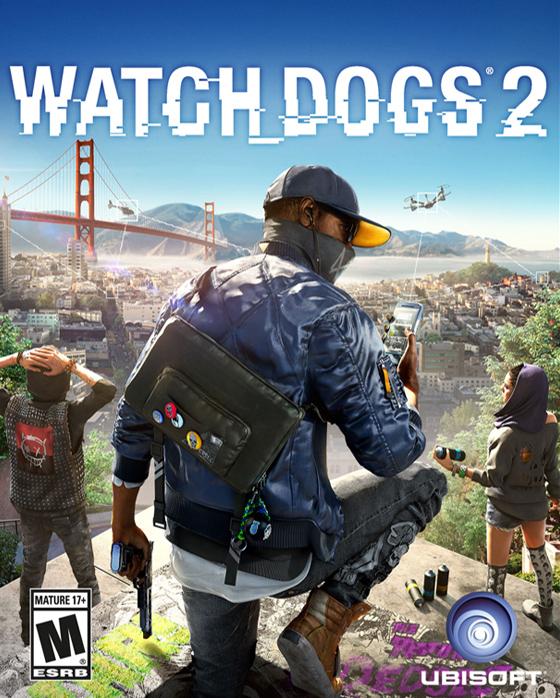 Watch Dogs 2 (PC/PS4/XBox One) 50% Rabatt bei Uplay
