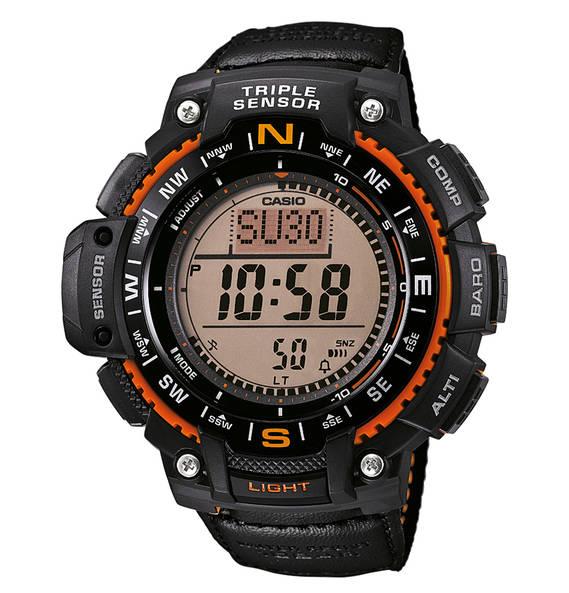 Herrenuhr SGW-1000B-4AER, Chronograph von Casio für 99,99 € (37,11€ Ersparnis )