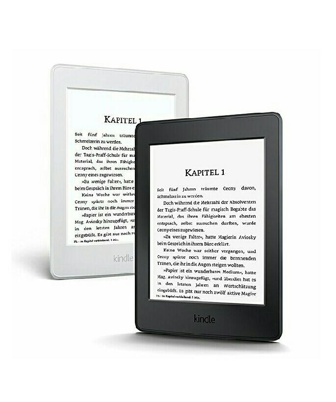 (Amazon) Kindle Paperwhite/Voyage nur WLAN - mit Spezialangeboten