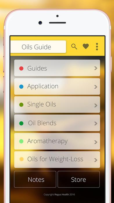 [iOS] Best Essential Oils & Aromatherapy Guide Pro gratis statt 2,99 €