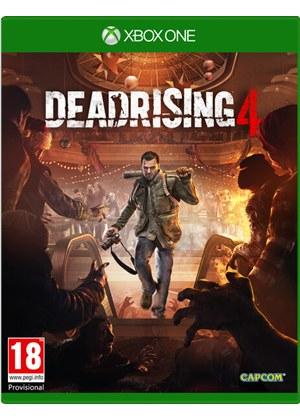 Dead Rising 4 (Xbox One) für 23,92€ inkl. VSK (Base.com )