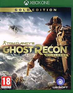 Gameware.at | Tom Clancys Ghost Recon Wildlands Gold Edition | XboxOne