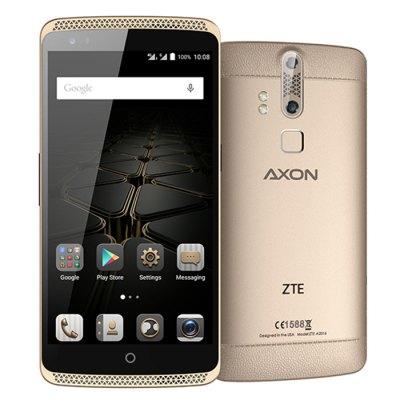 ZTE Axon Elite im FlashSale bei GearBest für 146€ [3 GB RAM, 5,5 Zoll FHD Display, Dual-Sim, NFC, 13 MP, 3000mAh]