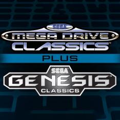 SEGA MegaDrive and Genesis Classics (59 Retro Games - Alex Kidd, Streets of Rage, Golden Axe u.a.) für 13,45€ [Bundlestars]