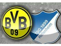 BVB - Hoffenheim Spieltagspaket