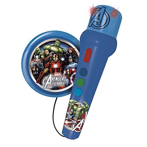 Avengers Handmikrofon mit Aktivlautsprecher (1668) für nur 4,11 EUR [Plus Produkt]