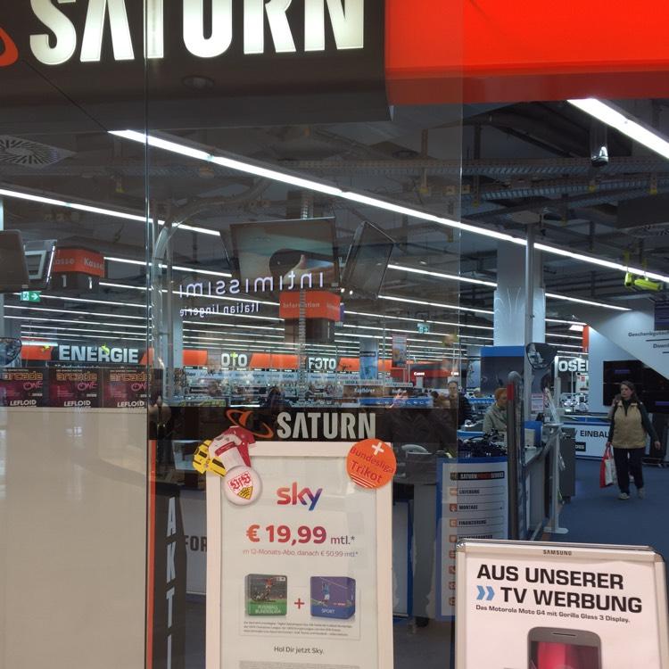 SKY MIT 1. oder 2. BUNDESLIGA TRIKOT GRATIS - Saturn Stuttgart