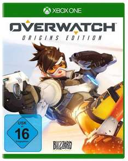 Overwatch: Origins Edition [XboxOne] bei Conrad für 22,05€