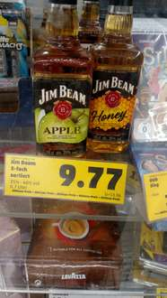 Jim Bean Honey/Apple/(Red Stag?) bei Penny [Lokal Berlin?]