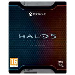 Halo 5: Guardians Limited Edition (Xbox One) für 21,42€ inkl. VSK (Games UK)
