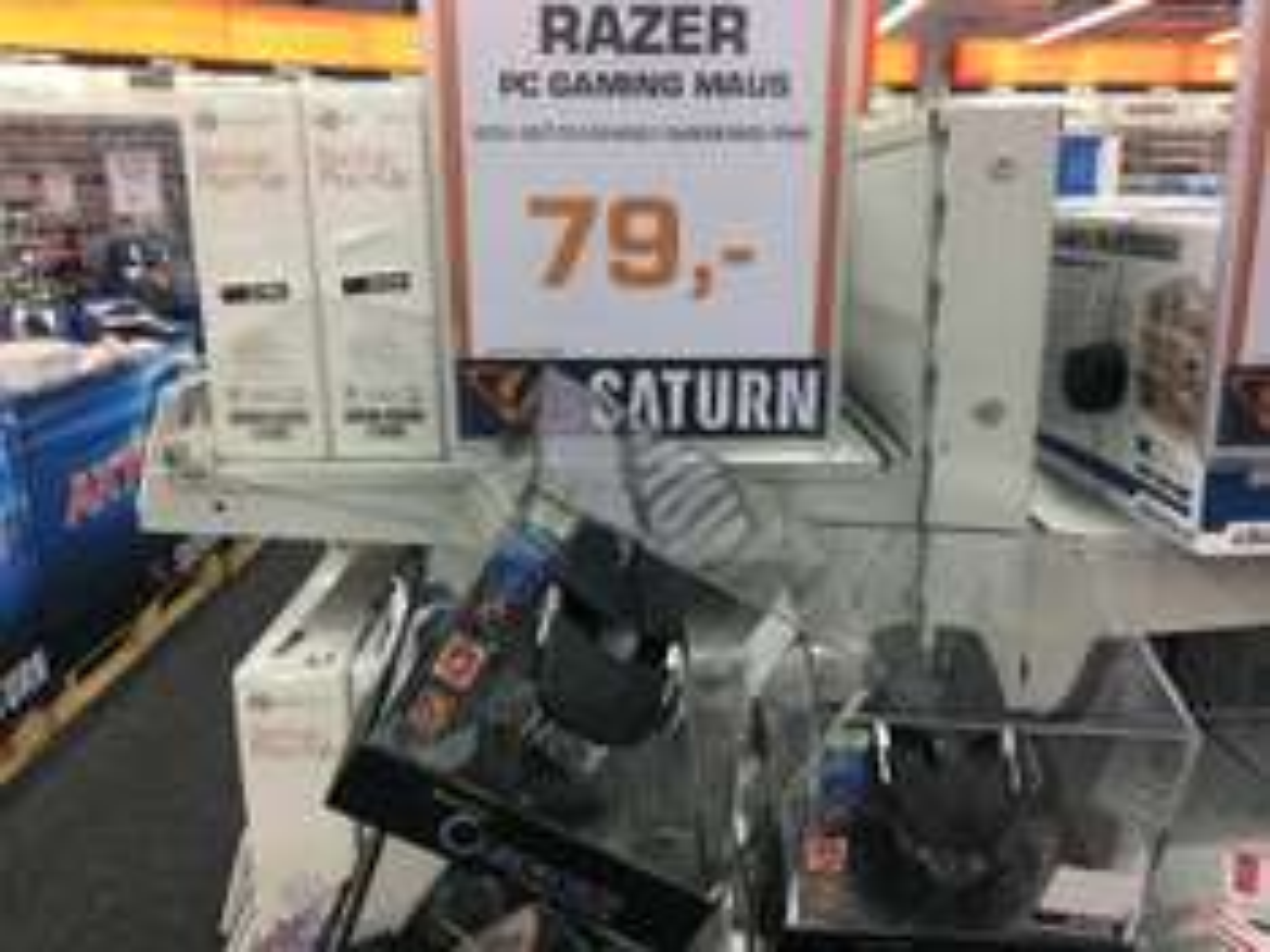[Lokal: Saturn Köln Hansaring] Razer Ouroboros Gamer-Maus