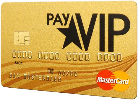 payVIP MasterCard GOLD mit 20€ Amazon Gutschein + 10€ Cashback für Neukunden