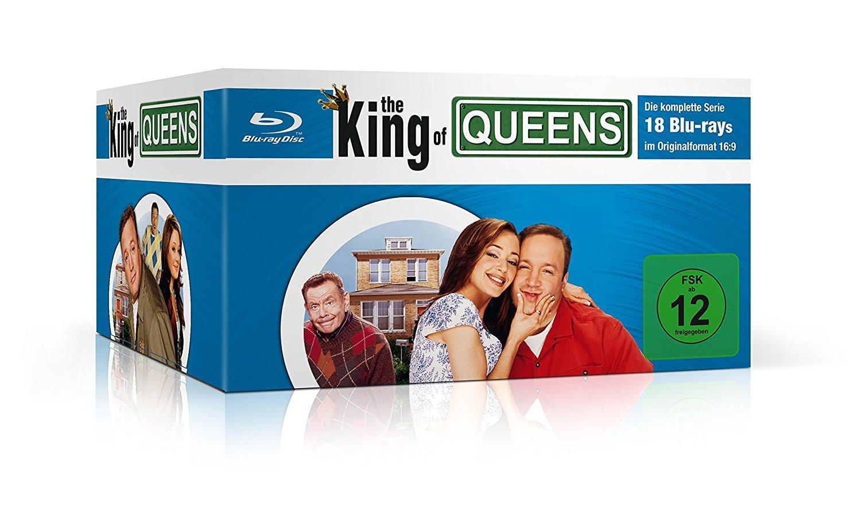 King of Queens HD Superbox (Bluray) für 47,99€ [Thalia]
