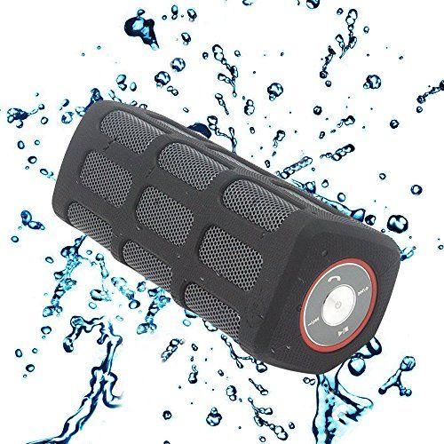 Expower S7720: Robuster Outdoor-Bluetooth-Lautsprecher mit Powerbank, ~20% Rabatt