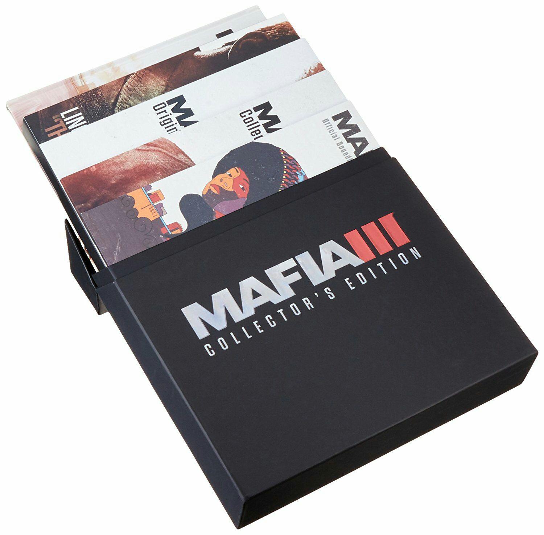 Mafia III - Collector's Edition PS4