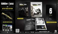 Tom Clancy's Rainbow Six Siege - Art of Siege Edition - PlayStation 4