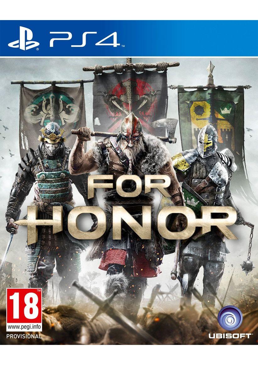 For Honor (PS4) für 32,69€ inkl. VSK (Simplygames)