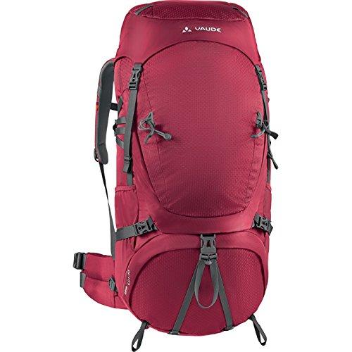 [Prime] Backpacking/Trekking: VAUDE Astrum 60+10 M/L Rucksack, Dark Indian Red