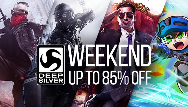 Humble Store Deep Silver Sale z.B Deadlight Director´s Cut (Steam) für 3,59€, Nail´d (Steam) für 1,24€, Saints Row Ultimate Franchise Pack (Steam) für 12,49€ uvm.