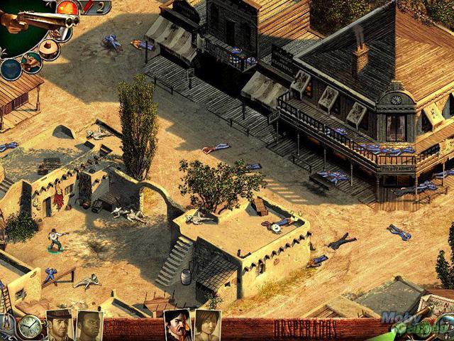 [Gamersgate] Desperados und andere Klassiker ab