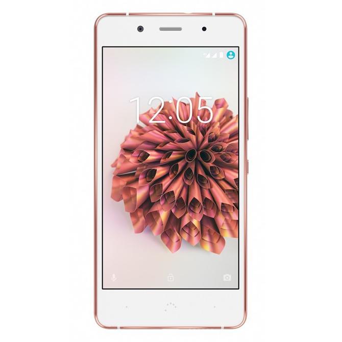 BQ Aquaris X5 Plus 32GB 3GB RAM weiss/rosagold auch für 249€