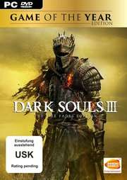 Dark Souls 3 The Fire Fades Edition GOTY PC-DVD (Boxed) {NETGAMES}