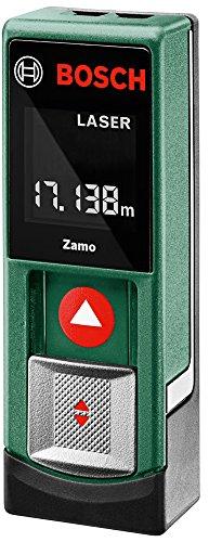 Bosch Zamo Laser-Entfernungsmesser für 33€ bei Amazon.de