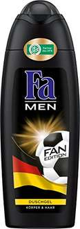 Fa Duschgel Men Fan Edition, 6er Pack (6 x 250 ml)