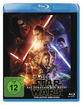 Star Wars: Das Erwachen der Macht (Blu-ray) für 6,09€ inkl. Versand (Thalia)